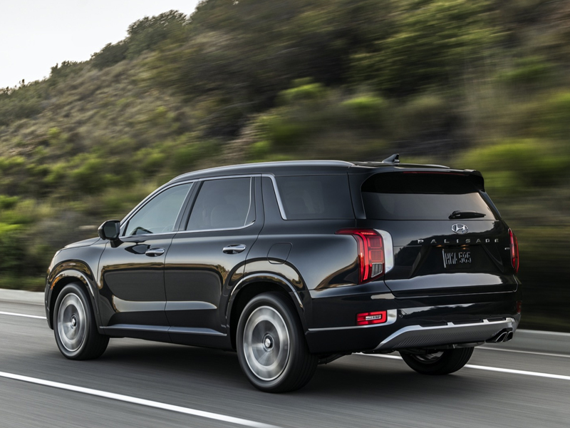 Newark NJ - 2021 Hyundai Palisade's Overview