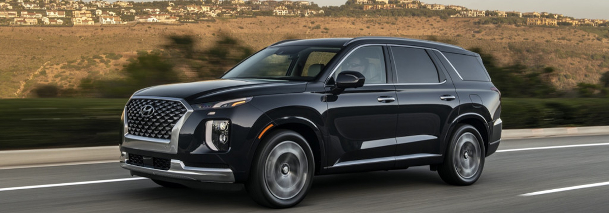 The 2021 Hyundai Palisade near Burlington NJ is the latest trend for family