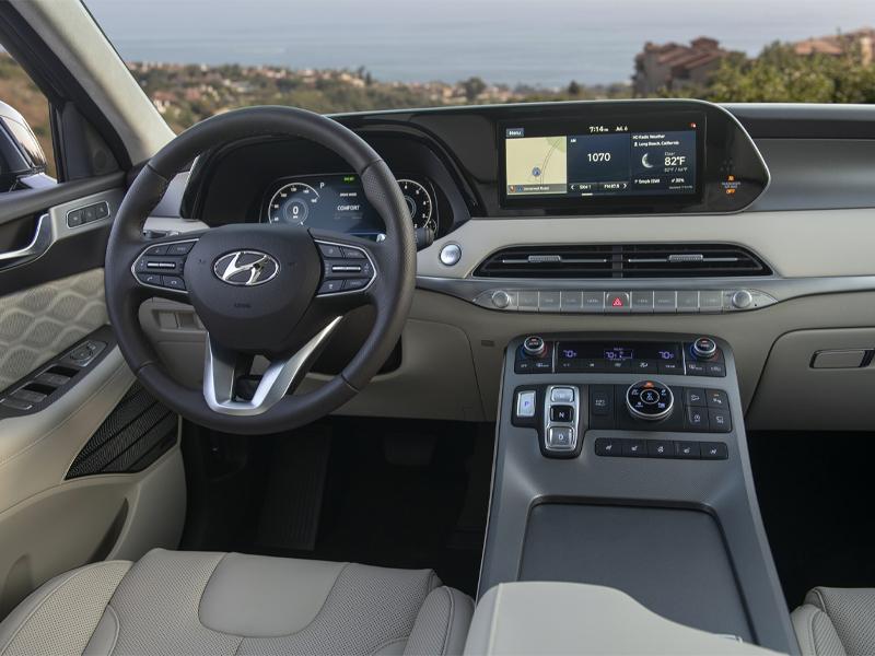 Riverhead NY - 2021 Hyundai Palisade's Interior