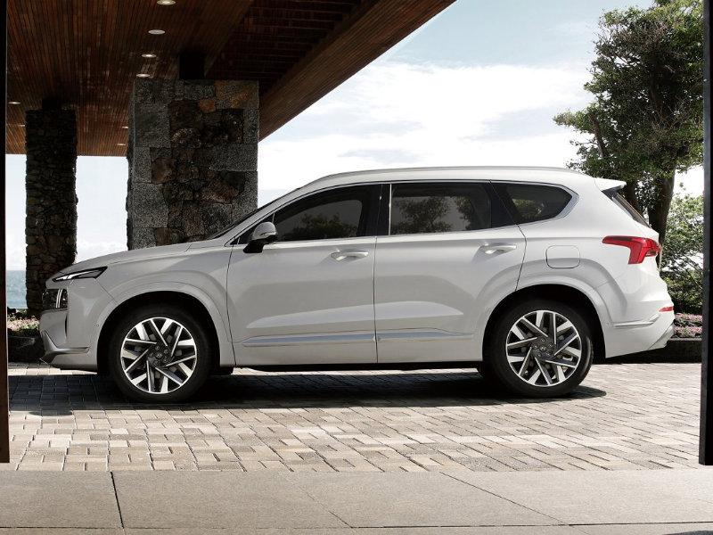 Long Island NY - 2021 Hyundai Santa Fe's Overview