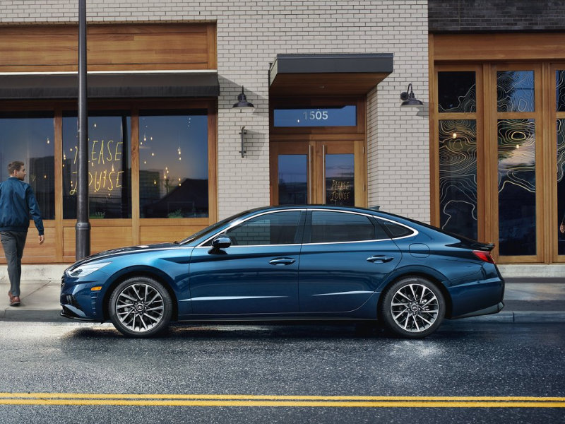 2021 Hyundai Sonata Lease and Specials near Charlotte NC