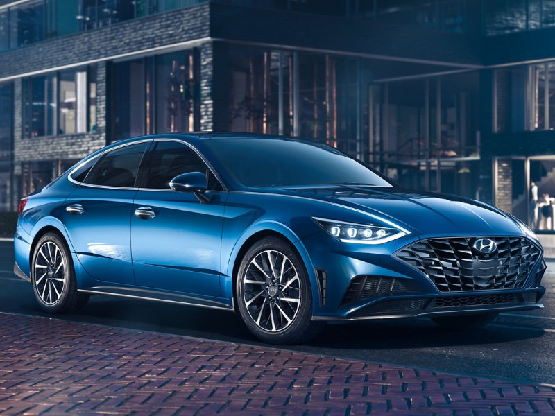2021 Hyundai Sonata Lease and Specials in Matthews NC