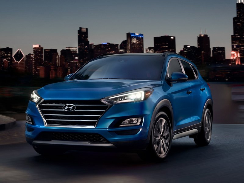 2021 Hyundai Tucson Lease and Specials in Matthews NC