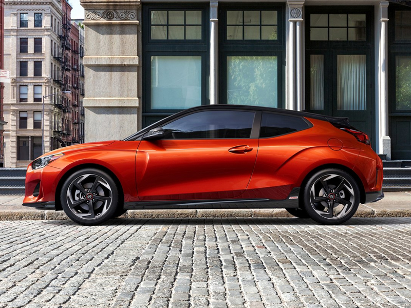2021 Hyundai Veloster Lease and Specials near Charlotte NC