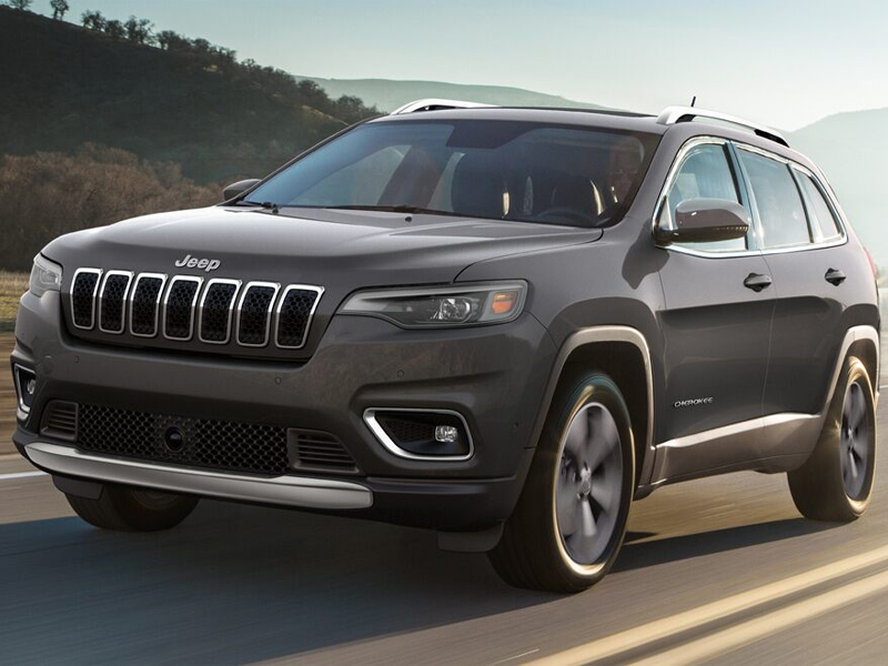 2021 Jeep Cherokee on Long Island NY