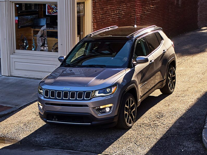 2021 Jeep Compass on Long Island NY