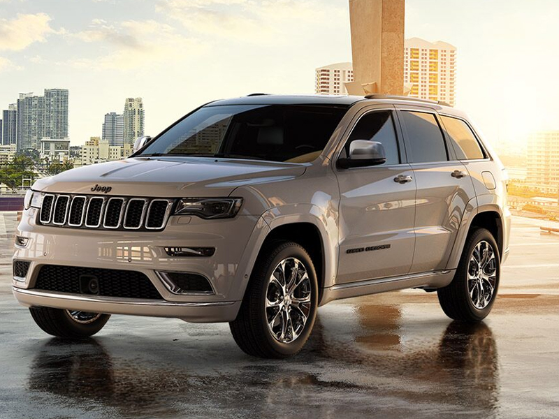 2021 Jeep Grand Cherokee on Long Island NY