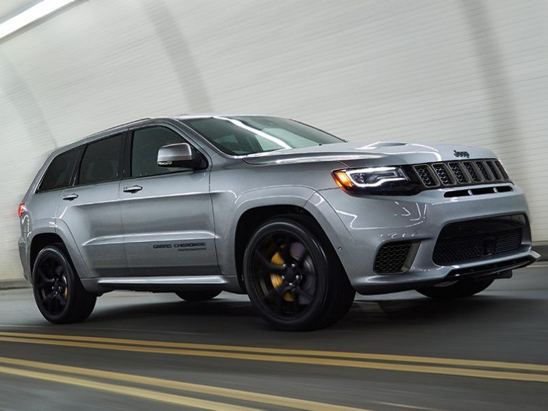 2021 Jeep Grand Cherokee L - Long Island Review