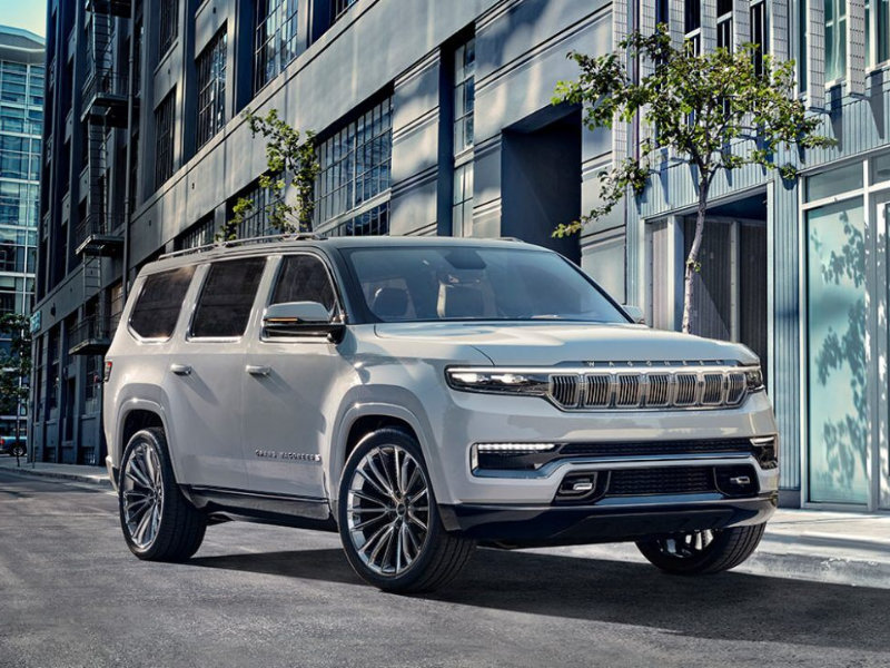 2021 Jeep Grand Wagoneer Review - Long Island Review