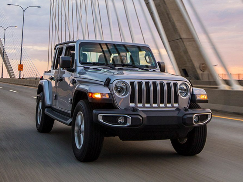 2021 Jeep Wrangler on Long Island NY