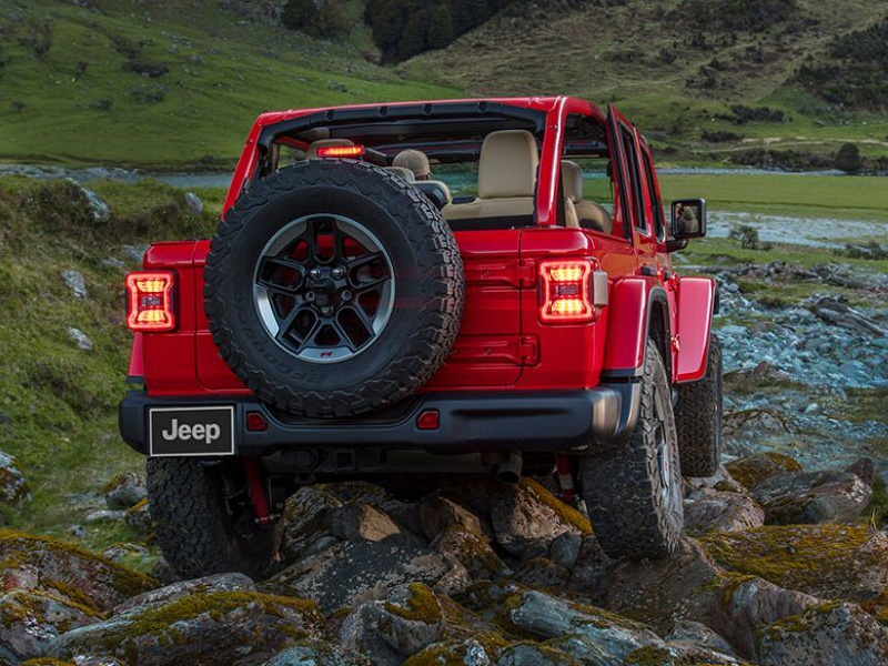 2021 Jeep Wrangler Lease and Specials on Long Island NY