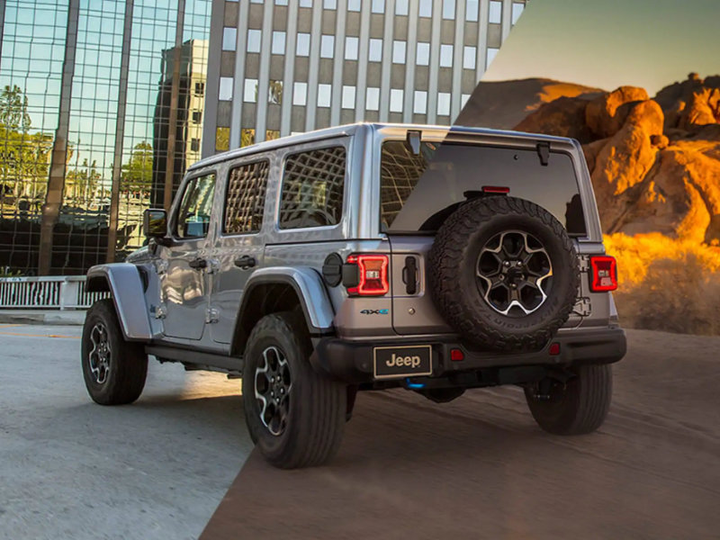 2021 Jeep Wrangler 4xe Review - Long Island Review