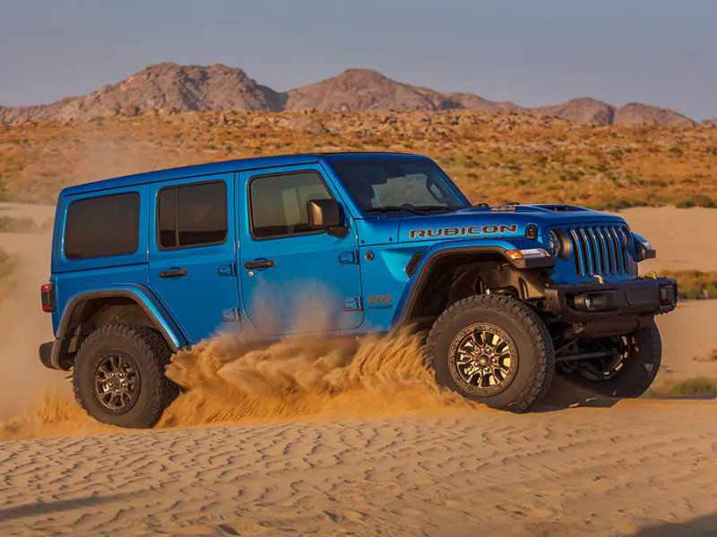 2021 Jeep Wrangler Rubicon 392 - Long Island Review