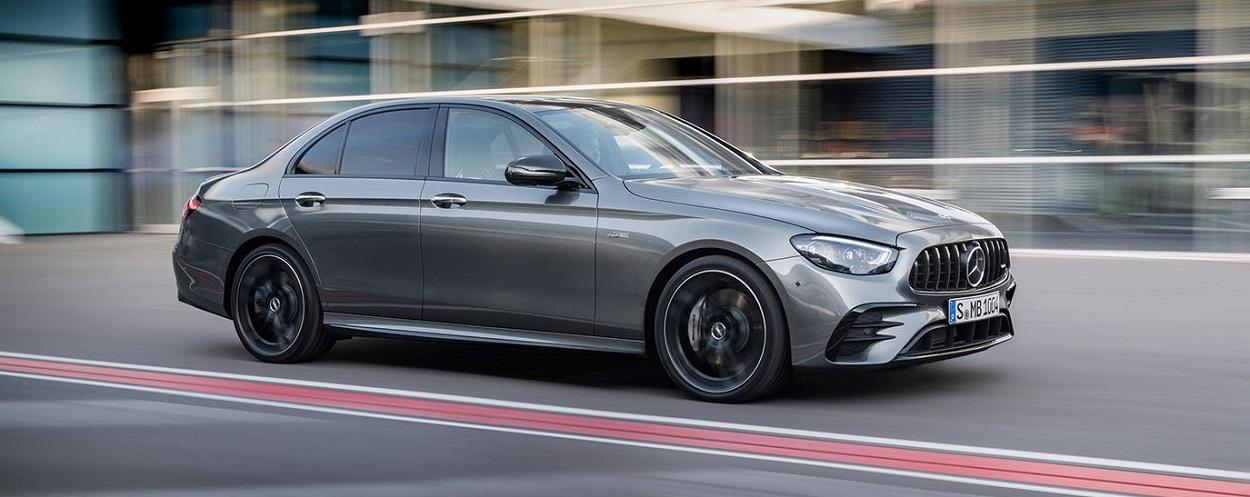 2021 Mercedes-AMG® E 53 Sedan Review - Chattanooga TN