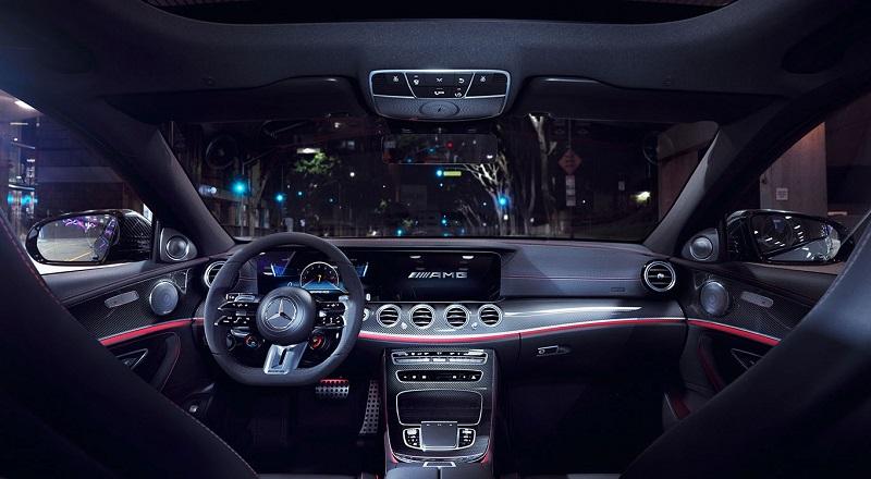 Chattanooga TN - 2021 Mercedes-AMG® E 53 Sedan's Interior