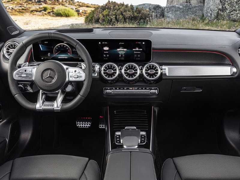 Chattanooga TN - 2021 Mercedes-AMG® GLB 35's Interior
