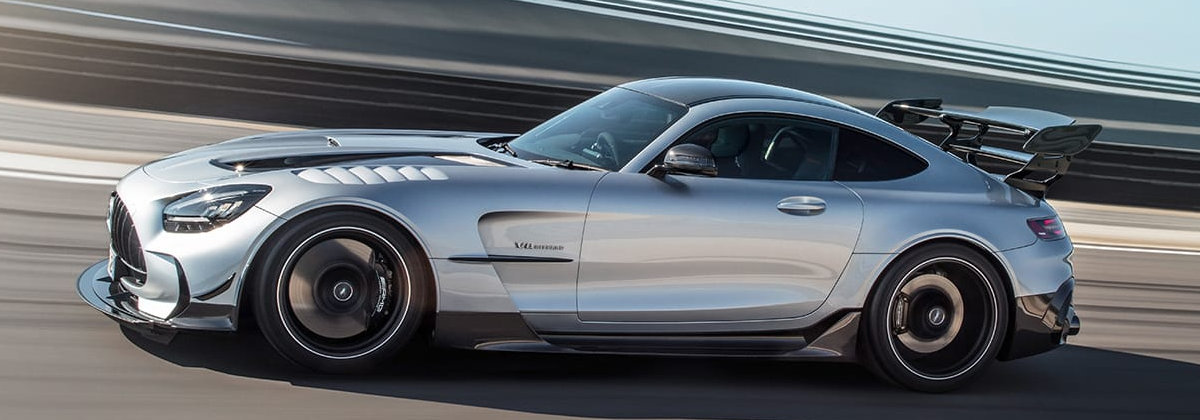 2021 Mercedes-AMG® GT Black Series Review - Chattanooga TN