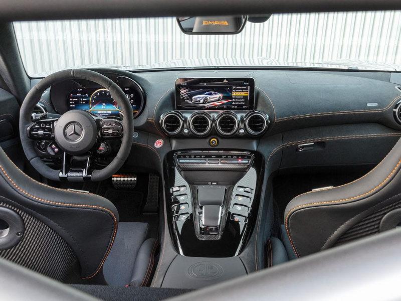 Chattanooga TN - 2021 Mercedes-AMG® GT Black Series's Interior