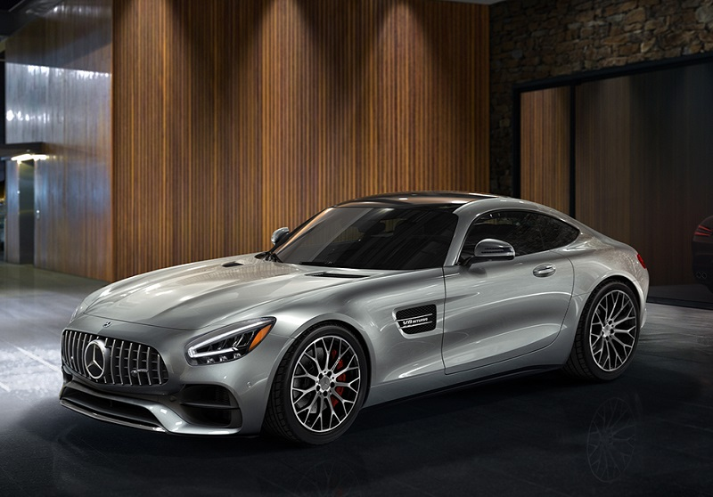 Chattanooga TN - 2021 Mercedes-AMG® GT Coupe's Overview