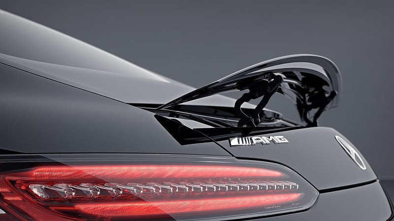 Chattanooga TN - 2021 Mercedes-AMG® GT Coupe's Exterior