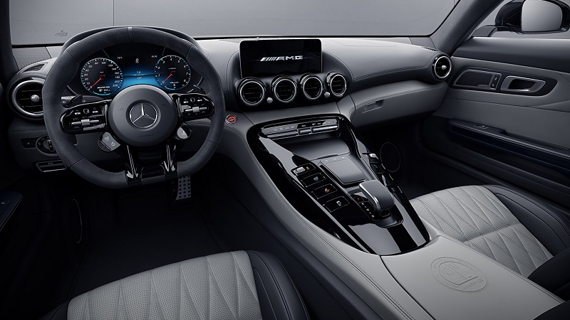 Chattanooga TN - 2021 Mercedes-AMG® GT Coupe's Interior