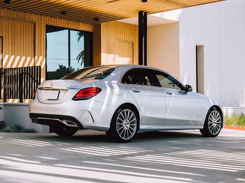 Chattanooga TN - 2021 Mercedes-Benz C-Class's Overview