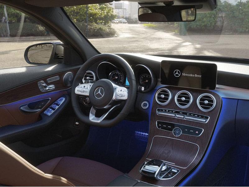 Chattanooga TN - 2021 Mercedes-Benz C-Class's Interior