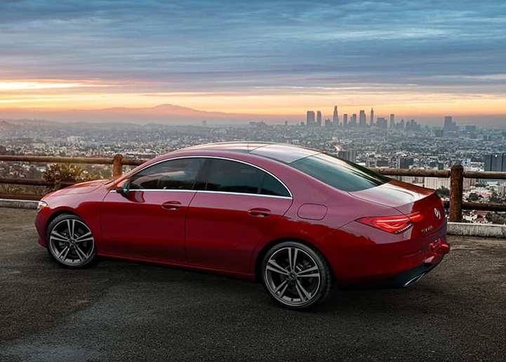 Chattanooga TN - 2021 Mercedes-Benz CLA 250's Overview