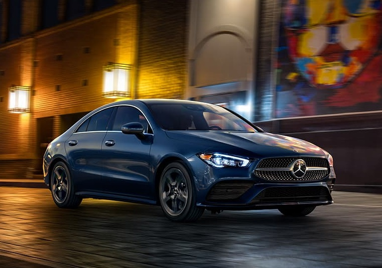 Drive the impressive 2021 Mercedes-Benz CLA 250 near Gadsden AL