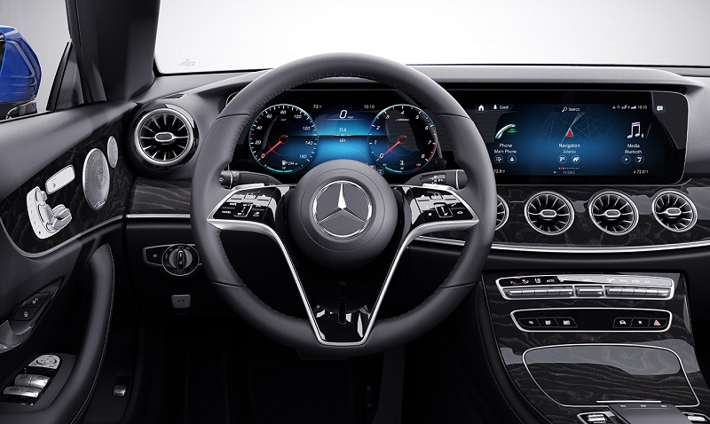 Fort Payne AL - 2021 Mercedes-Benz E 450's Interior
