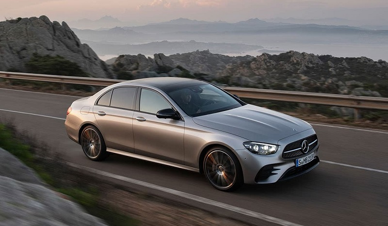 The 2021 Mercedes-Benz E-Class has been delighting near Rossville GA