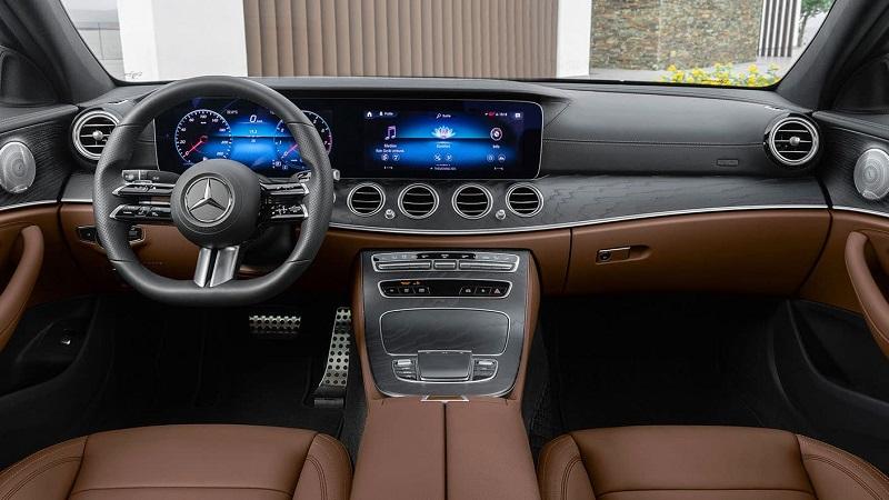 Chattanooga TN - 2021 Mercedes-Benz E-Class Sedan's Interior
