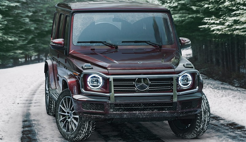 Fort Payne AL - 2021 Mercedes-Benz G 550's Overview