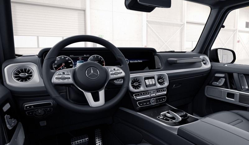 Fort Payne AL - 2021 Mercedes-Benz G 550's Interior