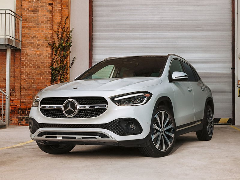 The 2021 Mercedes-Benz GLA introduces several new features near Dalton GA