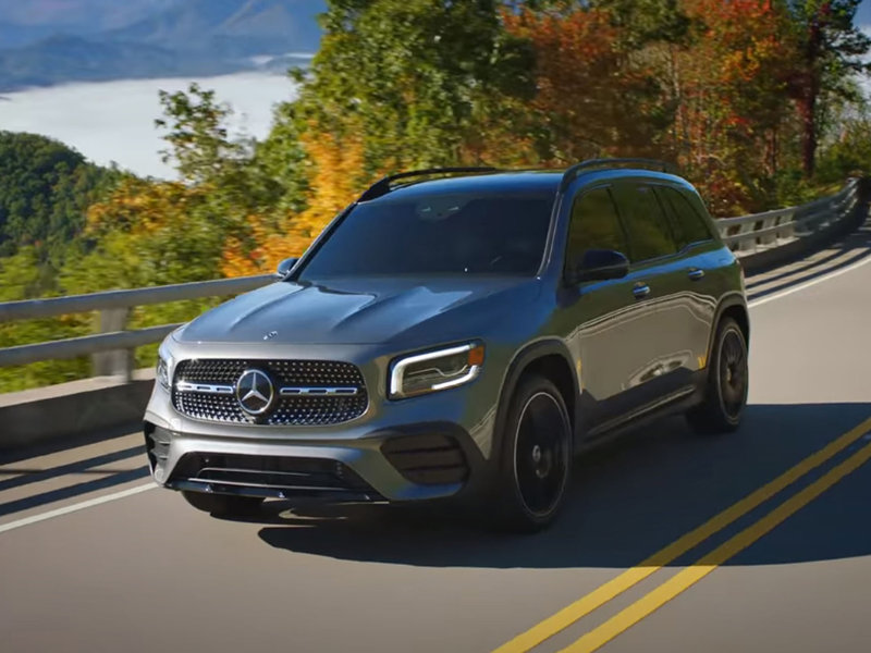 Chattanooga TN - 2021 Mercedes-Benz GLB 250 SUV's Overview