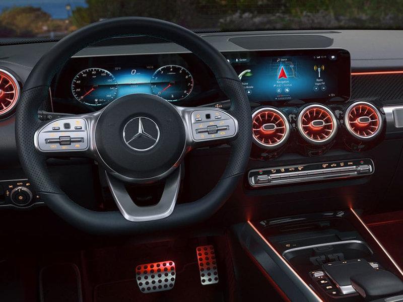 Chattanooga TN - 2021 Mercedes-Benz GLB 250 SUV's Interior