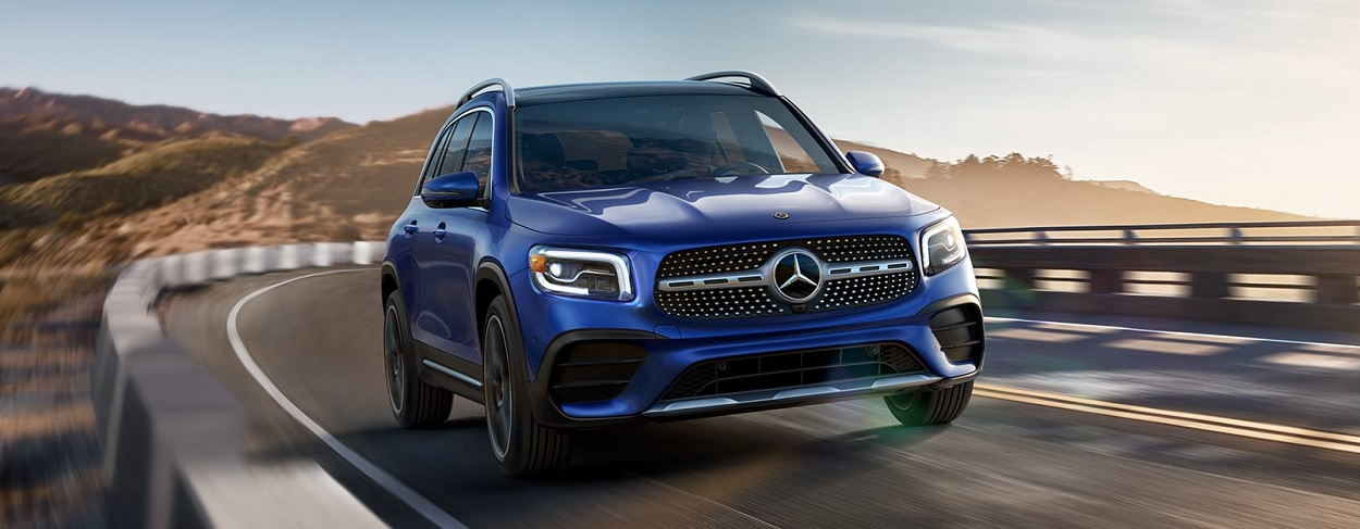 Check out the 2021 Mercedes-Benz GLB 250 near Calhoun GA