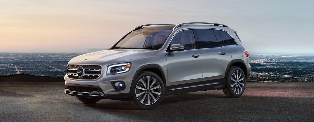 Research trim levels on a 2021 Mercedes-Benz GLB 250 near Fort Payne AL