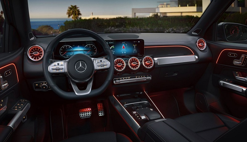 Athens TN - 2021 Mercedes-Benz GLB 250's Interior