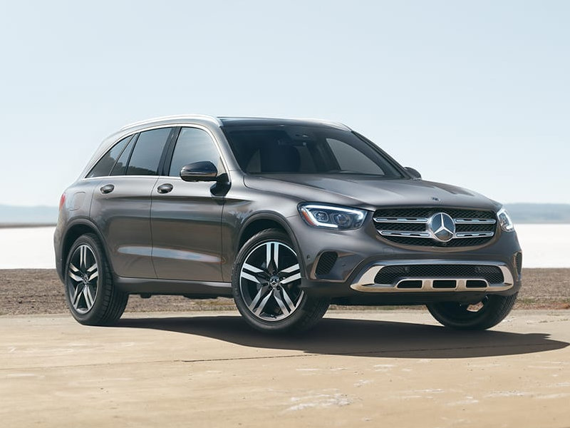 Chattanooga TN - 2021 Mercedes-Benz GLC 300's Overview