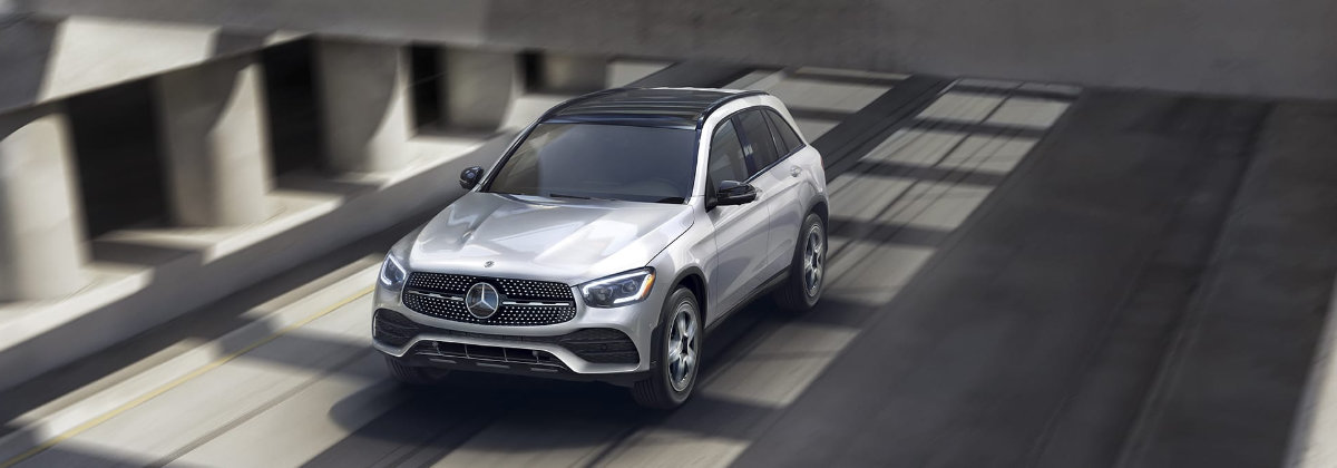 Check out the 2021 Mercedes-Benz GLC near Fort Payne AL