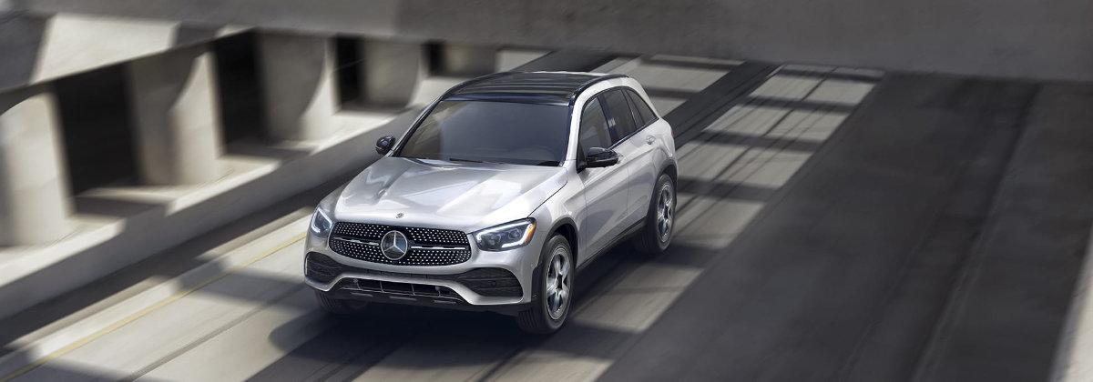 Test Drive 2021 Mercedes-Benz GLC 300 in Chattanooga TN