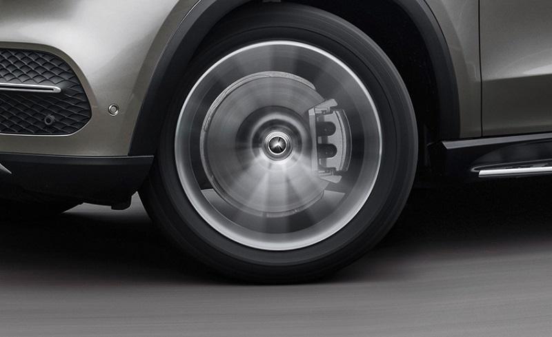 Chattanooga TN - 2021 Mercedes-Benz GLE's Mechanical