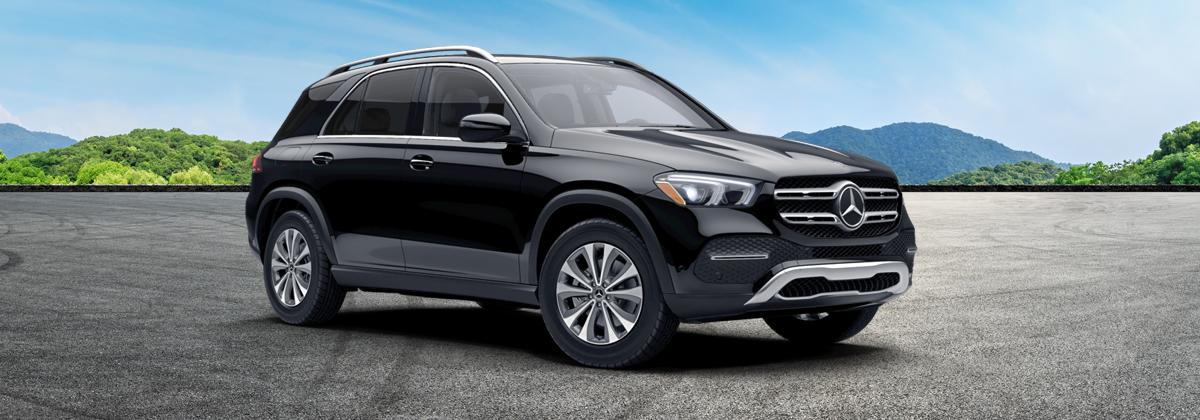 Learn more about the 2021 Mercedes-Benz GLE near Calhoun GA