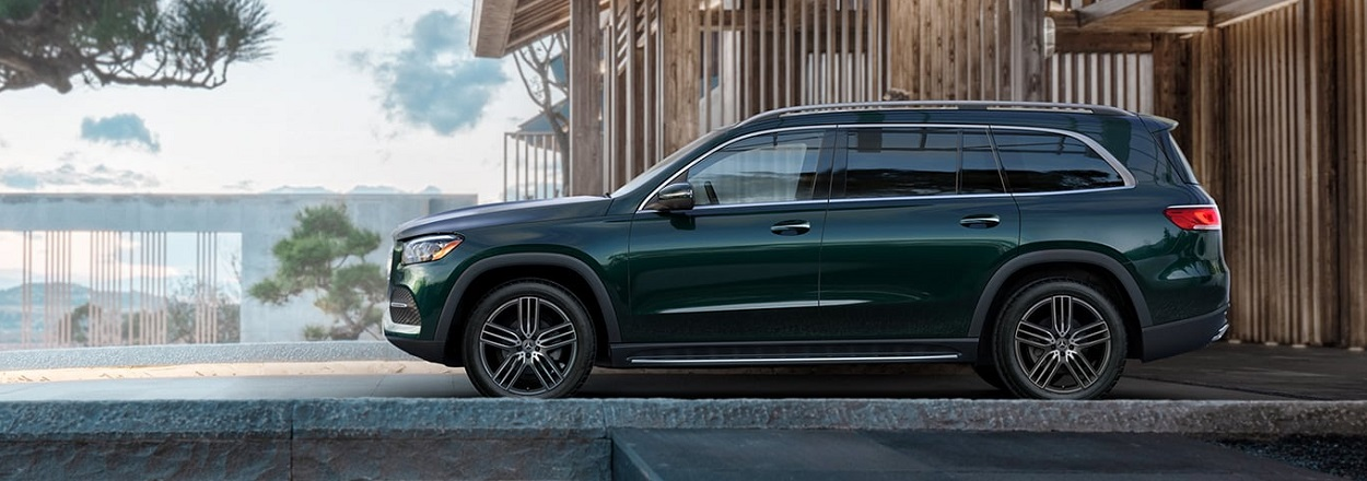 Test Drive 2021 Mercedes-Benz GLS 450 SUV in Chattanooga