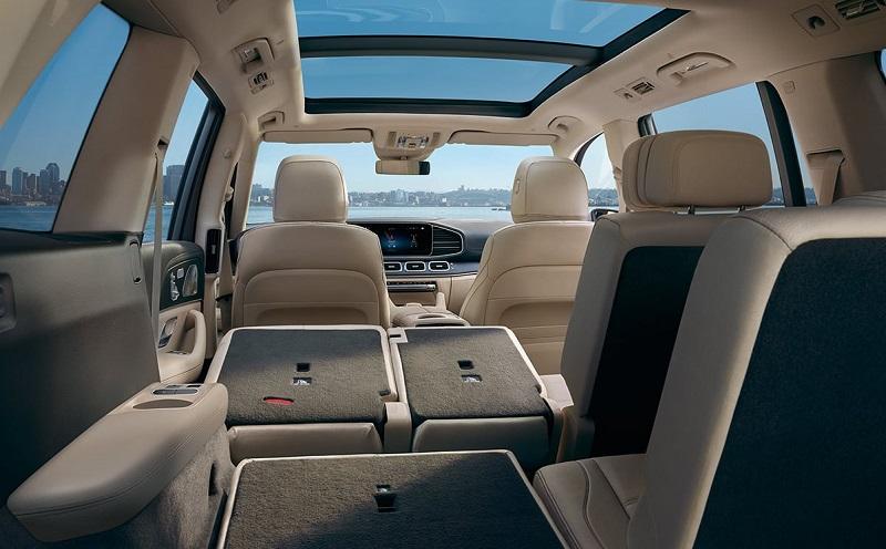 Chattanooga TN - 2021 Mercedes-Benz GLS 450 SUV's Interior