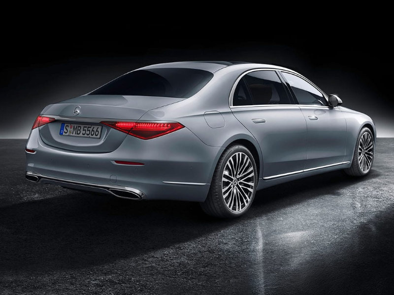 Chattanooga TN - 2021 Mercedes-Benz S-Class's Overview