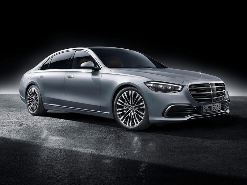 The 2021 Mercedes-Benz S-Class has endless appeal near Calhoun GA