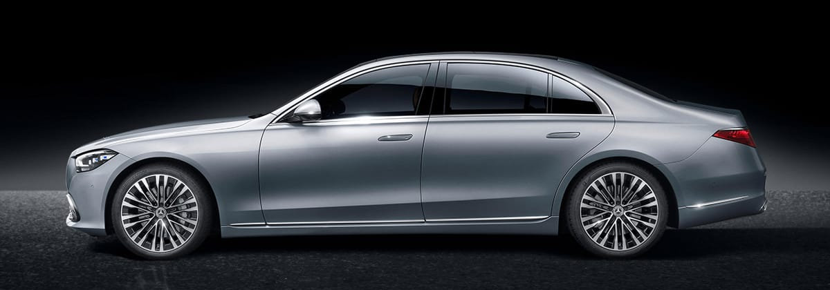 2021 Mercedes-Benz S-Class Review - Chattanooga TN
